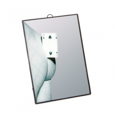 Mirror Wall / Freestanding Small - Two of Spades