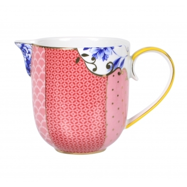 Small Multicolour Milk Jug