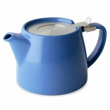 Stump Teapot 400ml - Blue