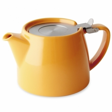 Stump Teapot 400ml - Mandarin
