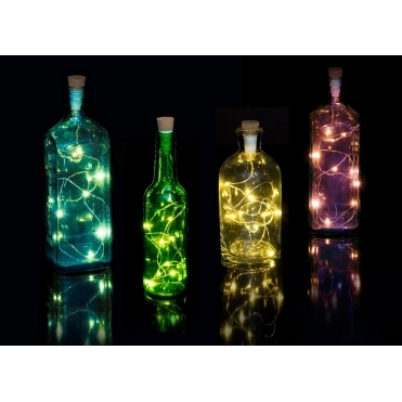 Bottle String Light - Rechargeable USB