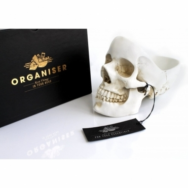 Skull Tidy Organiser for your Essentials
