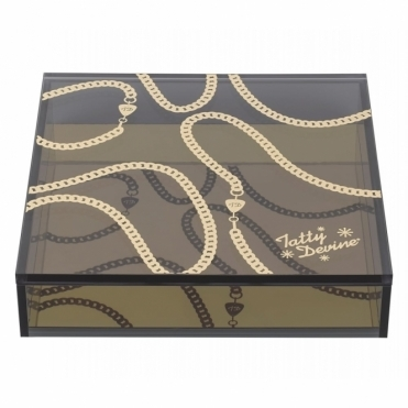 Chain Jewellery / Storage Box - Large