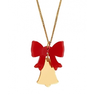 Christmas Bells Necklace