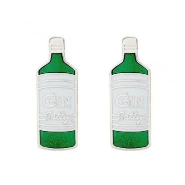 Gilbert & George Gin Earrings
