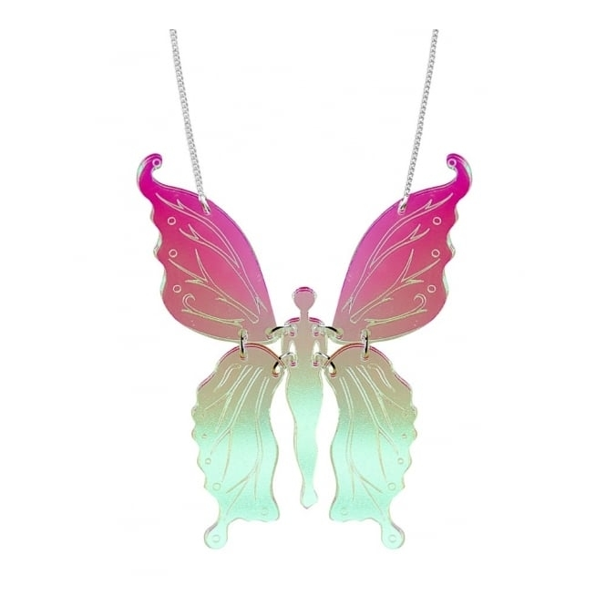 Iridescent Fairy Necklace - SS17 Collection