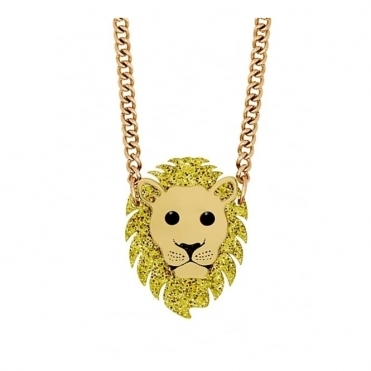 Lion Mini Necklace - SS17 Collection