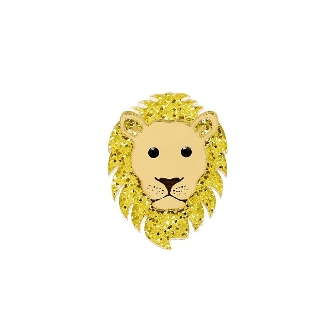 Tatty Devine Contemporary Lion Ring - SS17 Collection