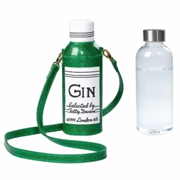 Gin Water Bottle & Cover / Bag