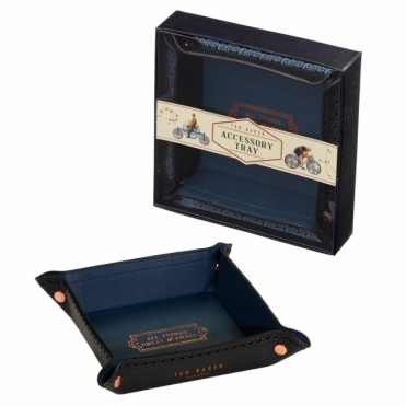 Black Brogue Accessory Tray 'All Things Great & Small' in Gift Box