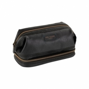 Black Brogue Clobber Bag