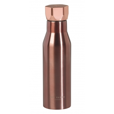 Insulated Stainless Steel Bottle - Rose Gold