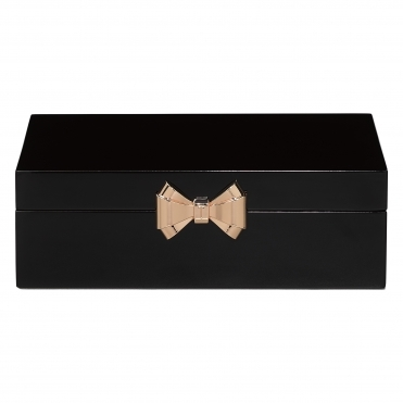 Jewellery Box Medium - Black