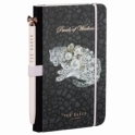 Ted Baker Womens Mini Notebook & Pen Treasured Fauna