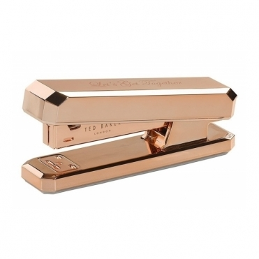 Stapler - Rose Gold