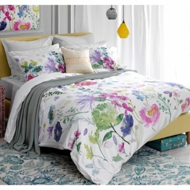 Tetbury Meadow Duvet Cover & Pillowcase Set - Double