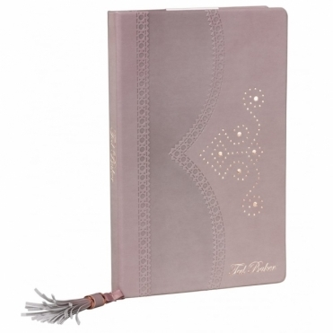 Thistle Brogue A5 Notebook