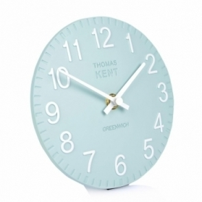 Cotswold Mantel Clock Blue