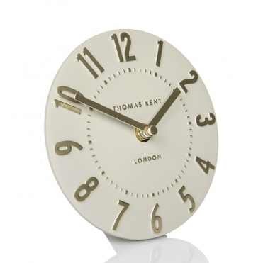 Mulberry Mantel Clock - Goldfinch