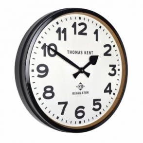 Regulator No.8 Large Wall Clock