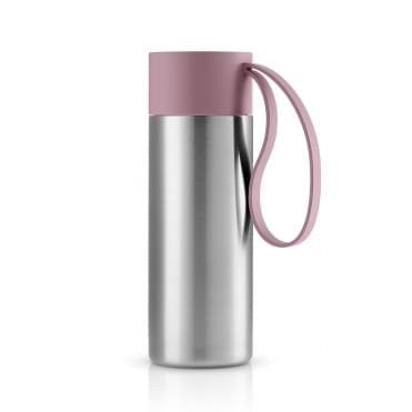 To Go Cup 0.35 Litre Drinking Flask Stainless Steel - Nordic Rose
