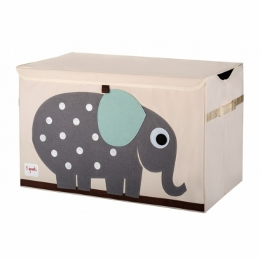 Toy Storage Chest - Elephant
