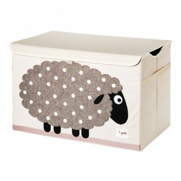 Toy Storage Chest - Sheep