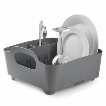 Tub Dish Rack - Charcoal