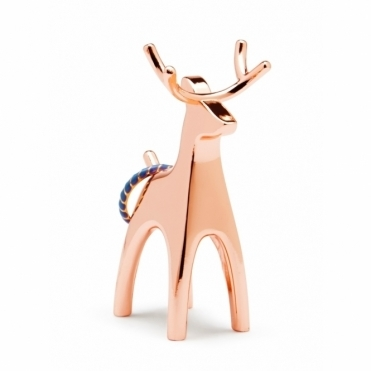 Anigram Reindeer Ring Holder - Copper