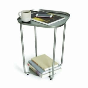 Annex Side Table - Nickel