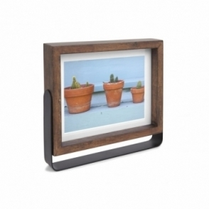"Axis Photo Display 5x7"" - Walnut"