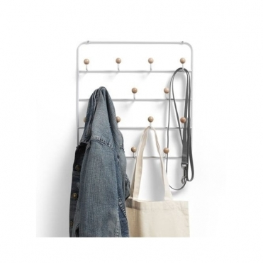 Estique 14 Hook Multi Organiser - Wall / Over The Door