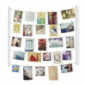 Hangit Photo Display - White