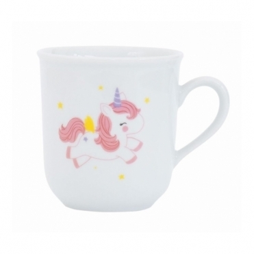 Unicorn & Rainbow Thirs-tea Mugs - Set of 2