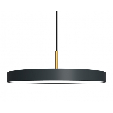Asteria Ceiling Pendant Light - Anthracite