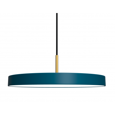 Asteria Ceiling Pendant Light - Petrol