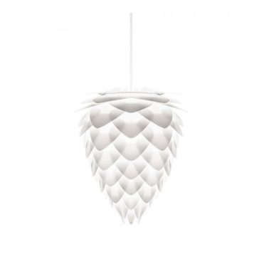 Conia Mini White Ceiling Pendant Lamp / Light Shade