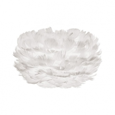 Eos Micro Pendant Feather Light Shade / Lampshade White
