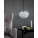 Vita Copenhagen Eos Micro Pendant Feather Light Shade / Lampshade White