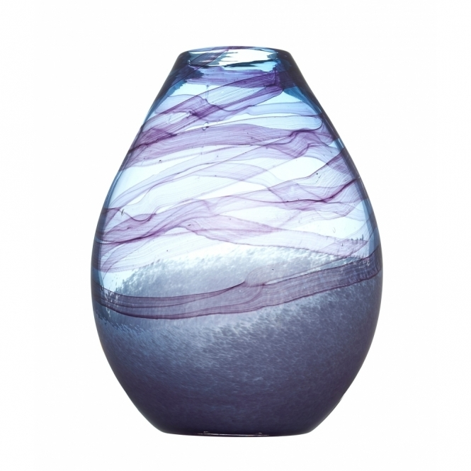 Voyage Elemental Althea Vase Medium - Lapis