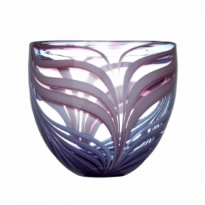 Aurora Vase Medium - Amethyst
