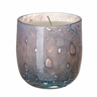 Neptune Glass Candle - Gift Box