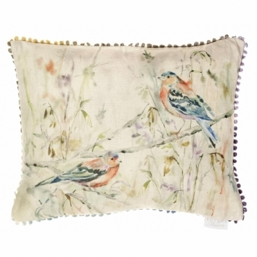 Chaffinch Rectangular Cushion