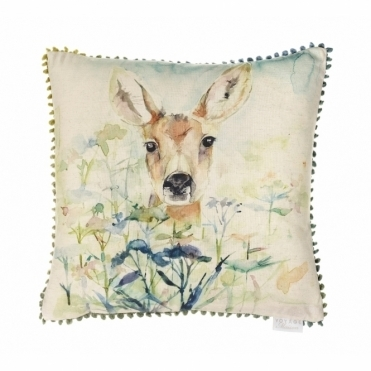 Fawn Square Cushion 50cm