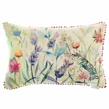 Herb Garden Rectangular Cushion