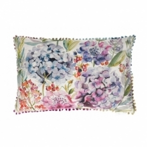 Hydrangea Rectangular Cushion