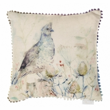 Lomond Quail Square Cushion