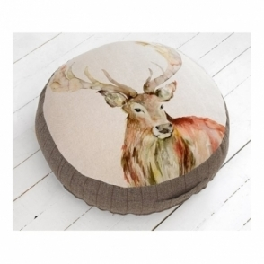 Mr Stag Floor Cushion - Medium