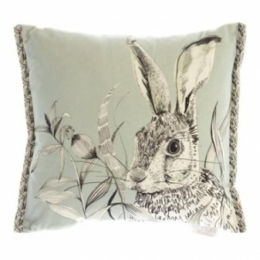 Hare Square Cushion