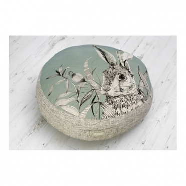 Lapin Rabbit Floor Cushion - Medium
